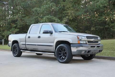 2003 Chevrolet Silverado 1500HD for sale at Alpha Auto Solutions in Acworth GA