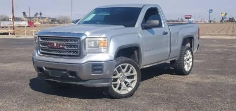 2014 GMC Sierra 1500 for sale at BAC Motors in Weslaco TX