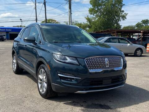 2019 Lincoln MKC for sale at Car Source in Detroit MI