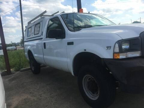 2002 Ford F-250 Super Duty for sale at OLVERA AUTO SALES in Terrell TX
