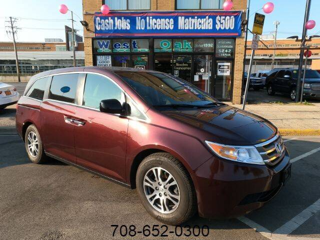 2011 Honda Odyssey for sale at West Oak in Chicago IL