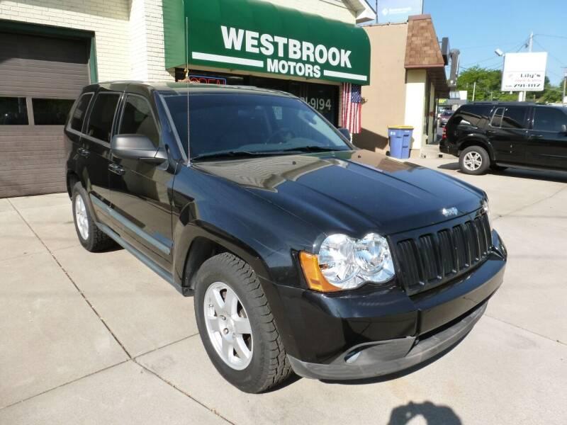 2008 Jeep Grand Cherokee for sale at Westbrook Motors in Grand Rapids MI