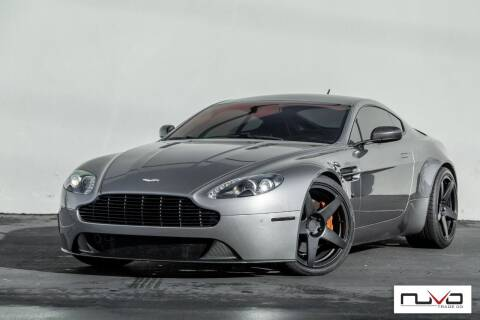 2006 Aston Martin V8 Vantage for sale at Nuvo Trade in Newport Beach CA