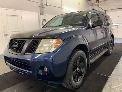 2010 Nissan Pathfinder for sale at TOWNE AUTO BROKERS in Virginia Beach VA