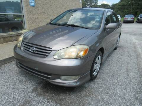 2004 Toyota Corolla for sale at 1st Choice Autos in Smyrna GA