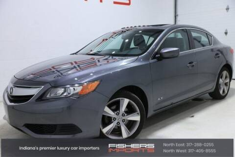 2014 Acura ILX for sale at Fishers Imports in Fishers IN