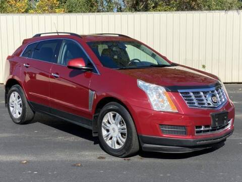 2013 Cadillac SRX for sale at Miller Auto Sales in Saint Louis MI