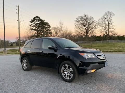 2008 Acura MDX for sale at GTO United Auto Sales LLC in Lawrenceville GA