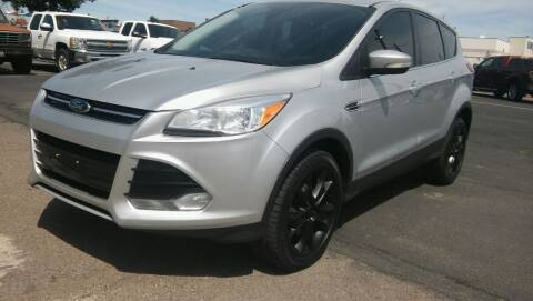 2013 Ford Escape for sale at Motor City Idaho in Pocatello ID