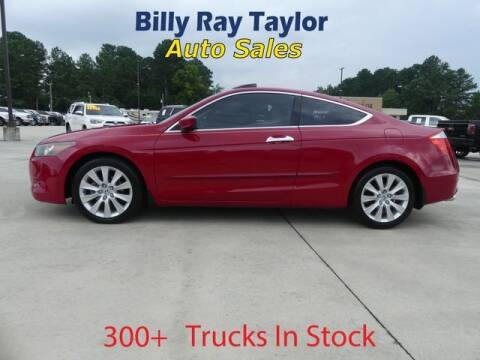 2010 Honda Accord for sale at Billy Ray Taylor Auto Sales in Cullman AL