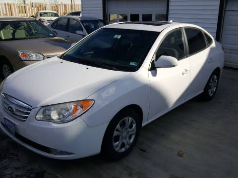 2010 Hyundai Elantra for sale at Premier Auto Sales Inc. in Newport News VA