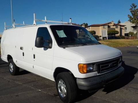 2007 Ford E-Series Cargo for sale at Royal Motor in San Leandro CA