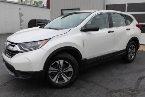 2017 Honda CR-V for sale at Platinum Motors LLC in Reynoldsburg OH
