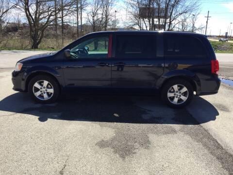 2013 Dodge Grand Caravan for sale at Elite Auto Plaza in Springfield IL