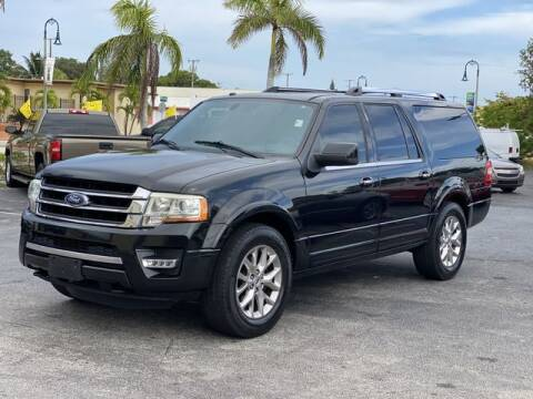 2015 Ford Expedition EL for sale at BC Motors in West Palm Beach FL