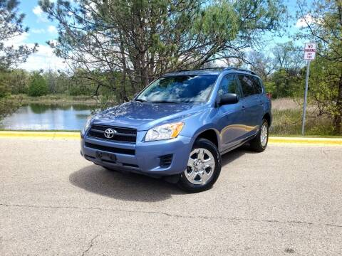 2011 Toyota RAV4 for sale at Excalibur Auto Sales in Palatine IL
