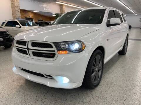 2013 Dodge Durango for sale at Dixie Motors in Fairfield OH