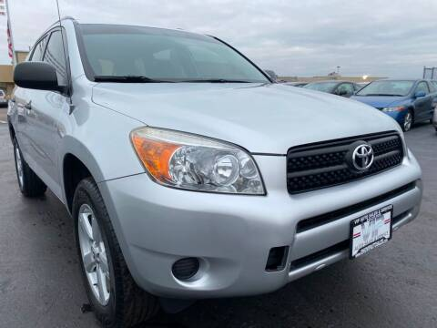 2008 Toyota RAV4 for sale at VIP Auto Sales & Service in Franklin OH