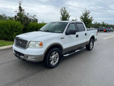 2005 Ford F-150 for sale at WICKED NICE CAAAZ in Cape Coral FL
