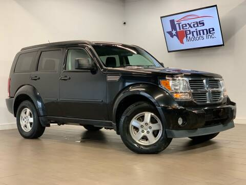 2008 Dodge Nitro for sale at Texas Prime Motors in Houston TX