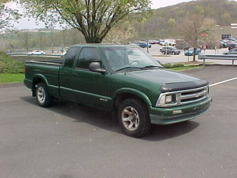 1997 Chevrolet S-10 for sale at North Hills Auto Mall in Pittsburgh PA