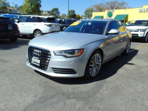 2013 Audi A6 for sale at Santa Monica Suvs in Santa Monica CA