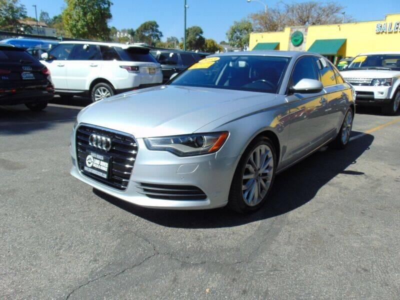 2013 Audi A6 for sale at Santa Monica Suvs in Santa Monica CA