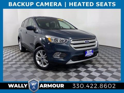 2019 Ford Escape for sale at Wally Armour Chrysler Dodge Jeep Ram in Alliance OH