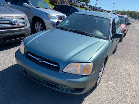2001 Subaru Legacy for sale at Ball Pre-owned Auto in Terra Alta WV