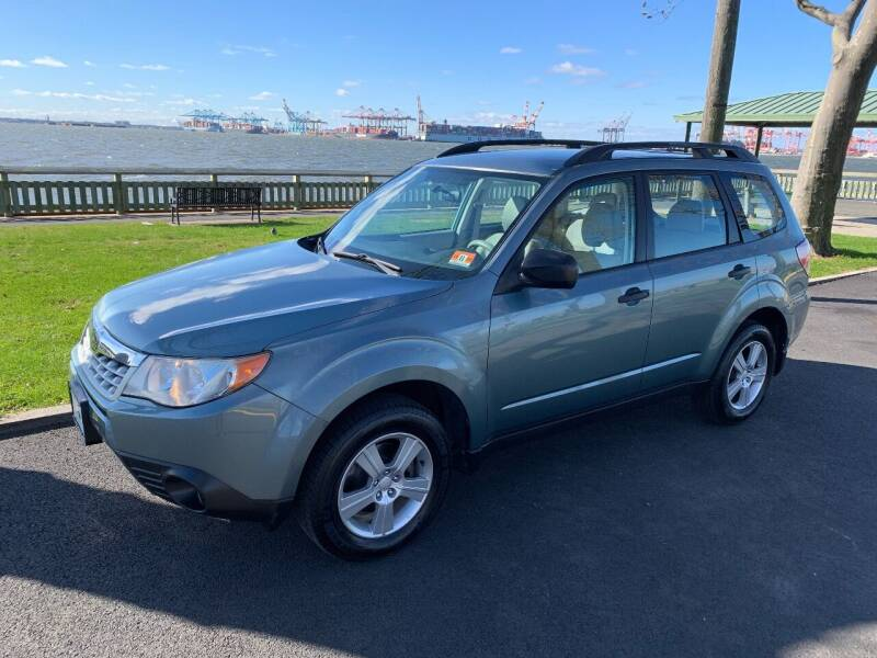 2012 Subaru Forester for sale at Crazy Cars Auto Sale in Jersey City NJ