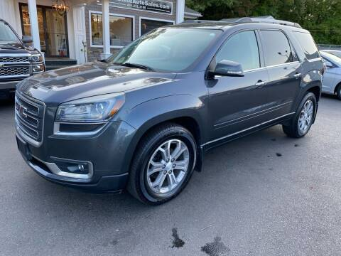 2013 GMC Acadia for sale at Ocean State Auto Sales in Johnston RI
