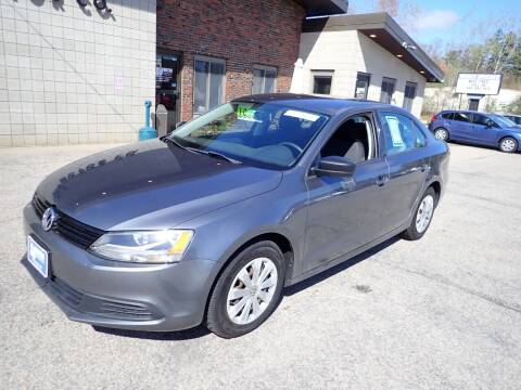 2013 Volkswagen Jetta for sale at S & J Motor Co Inc. in Merrimack NH