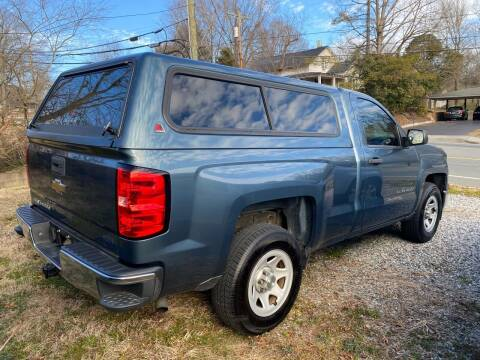 2014 Chevrolet Silverado 1500 for sale at Venable & Son Auto Sales in Walnut Cove NC