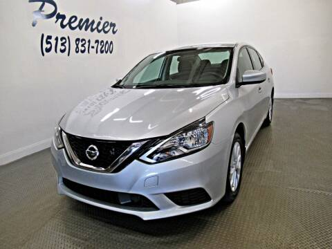 2018 Nissan Sentra for sale at Premier Automotive Group in Milford OH