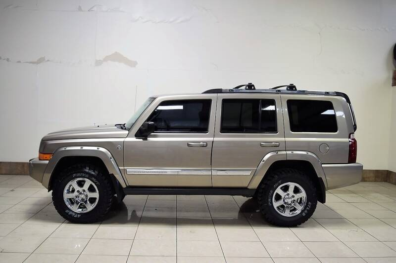 2006 Jeep Commander Limited 4dr SUV 4WD - Houston TX