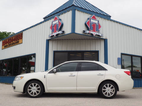 2012 Lincoln MKZ for sale at DRIVE 1 OF KILLEEN in Killeen TX