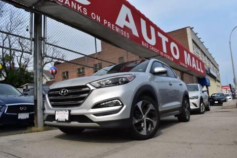 2017 Hyundai Tucson for sale at HILLSIDE AUTO MALL INC in Jamaica NY