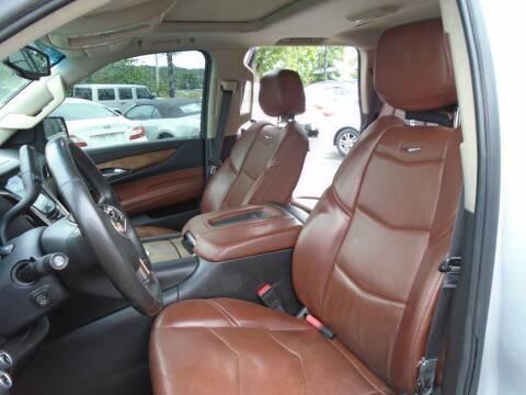 2015 Cadillac Escalade for sale at Gemini Auto Sales in Providence RI