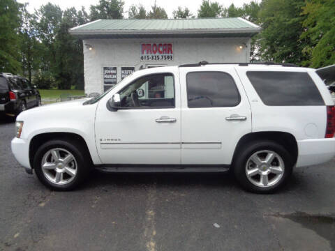 2009 Chevrolet Tahoe for sale at PROCAR in Portland TN