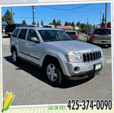 2007 Jeep Grand Cherokee for sale at Corn Motors in Everett WA