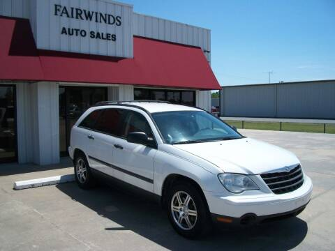 2007 Chrysler Pacifica for sale at Fairwinds Auto Sales in Dewitt AR
