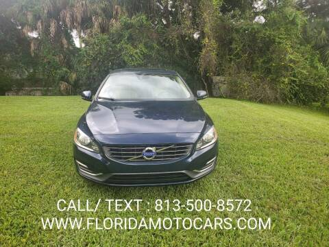 2014 Volvo S60 for sale at Florida Motocars in Tampa FL
