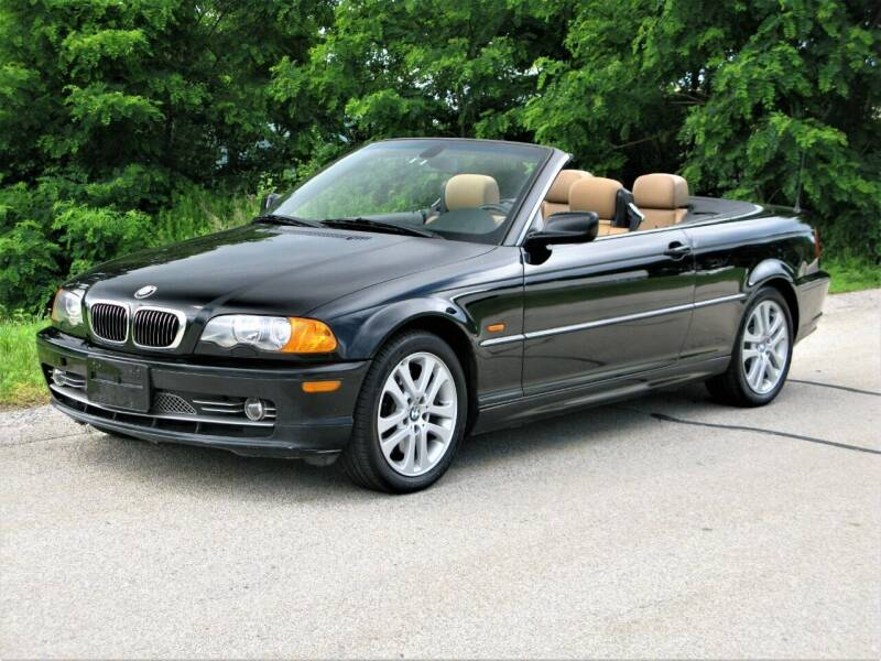2003 BMW 3 Series for sale at The Car Vault in Holliston MA