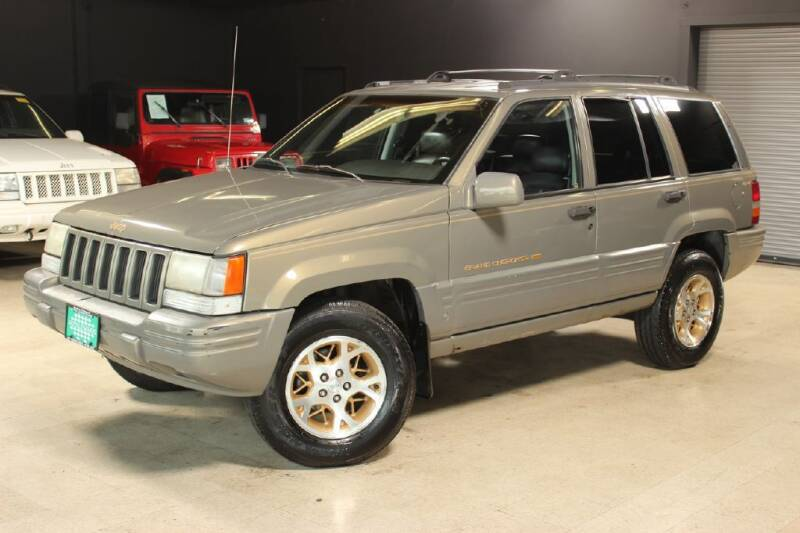 1997 Jeep Grand Cherokee for sale at AUTOLEGENDS in Stow OH