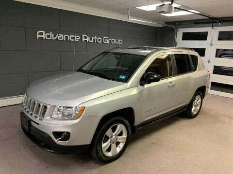 2011 Jeep Compass for sale at Advance Auto Group, LLC in Chichester NH