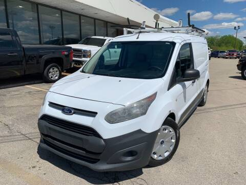 2014 Ford Transit Connect Cargo for sale at Auto Mall of Springfield in Springfield IL