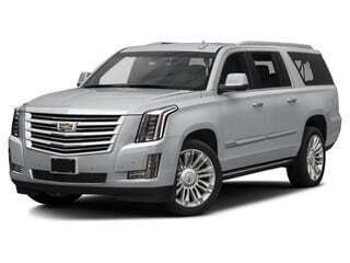 2017 Cadillac Escalade ESV for sale at West Motor Company in Hyde Park UT