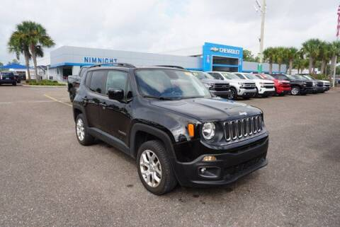 2018 Jeep Renegade for sale at WinWithCraig.com in Jacksonville FL