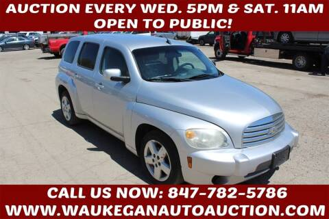 2011 Chevrolet HHR for sale at Waukegan Auto Auction in Waukegan IL