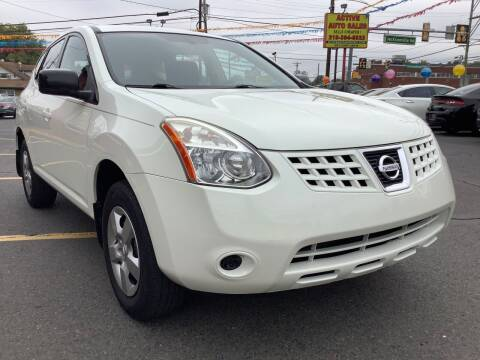2009 Nissan Rogue for sale at Active Auto Sales in Hatboro PA
